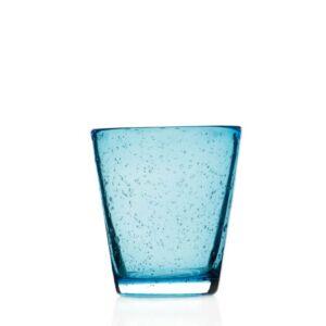 Leonardo Burano pohár üdítős 330ml kék
