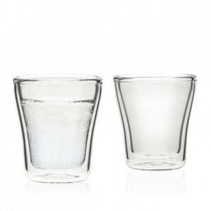 Leonardo DUO dupla falú pohár szett 2részes 250ml