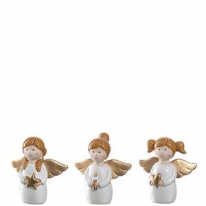 Leonardo Marie angyalka 11cm álló, vegyes