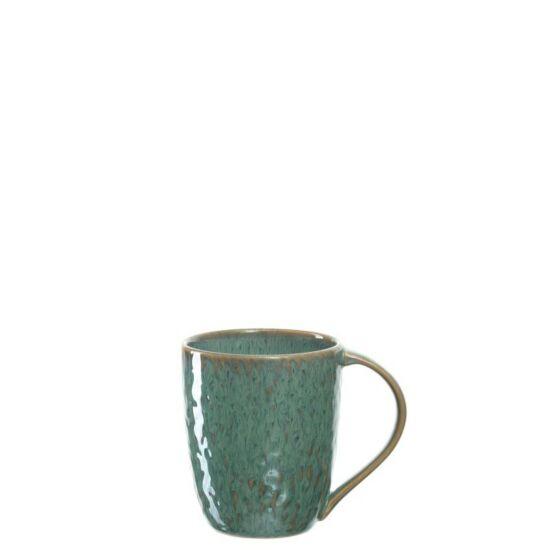 Leonardo Matera kerámia bögre 430ml zöld