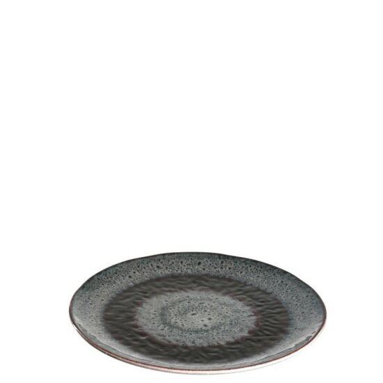 Leonardo Matera kerámia desszertes-reggeliző tányér 23cm szürke