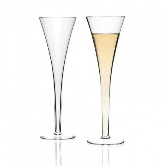 Leonardo Nizza pohár szett 2részes pezsgős