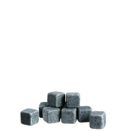 Leonardo Spiritii hűsítő kő kocka szett 8részes