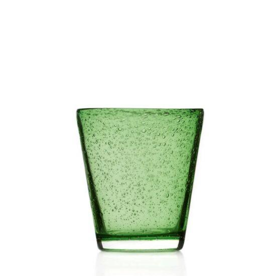 Leonardo Burano pohár üdítős 330ml zöld