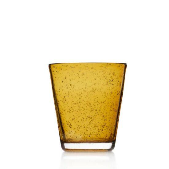 Leonardo Burano pohár üdítős 330ml borostyán