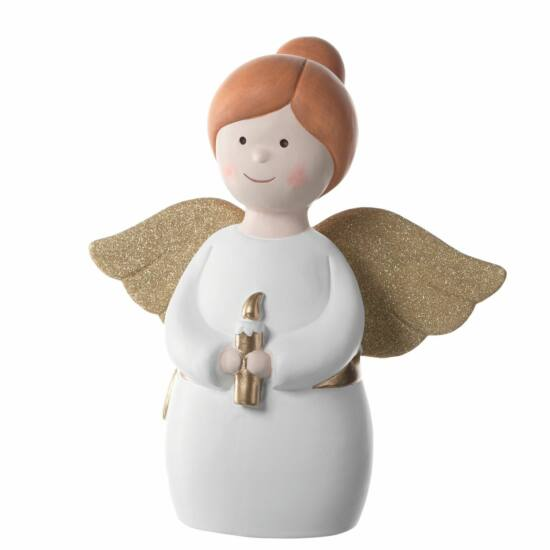 Leonardo Marie angyalka 28cm álló