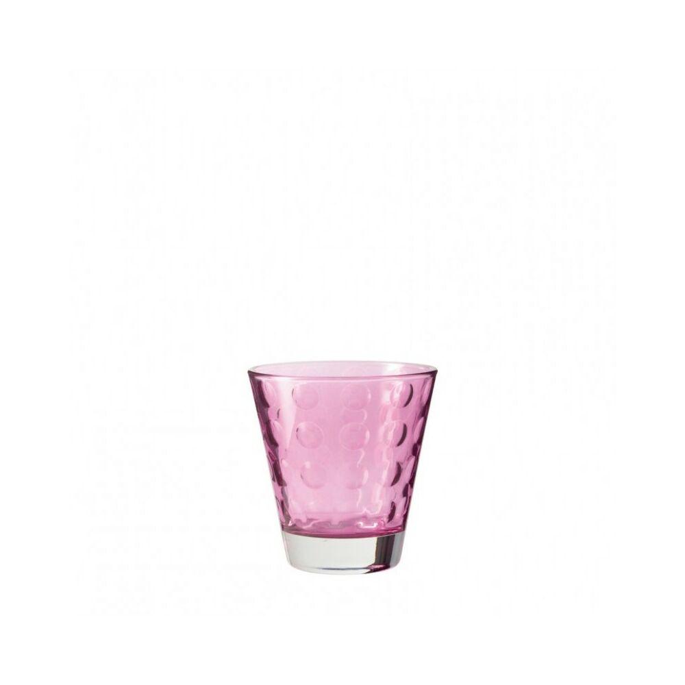 Leonardo Optic pohár whiskys 215ml lila