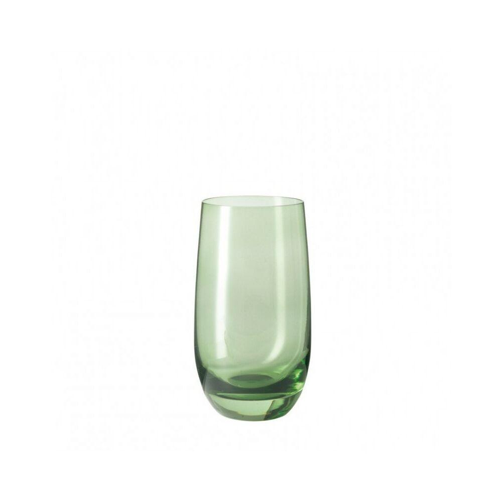 Leonardo Sora pohár üdítős 390ml zöld