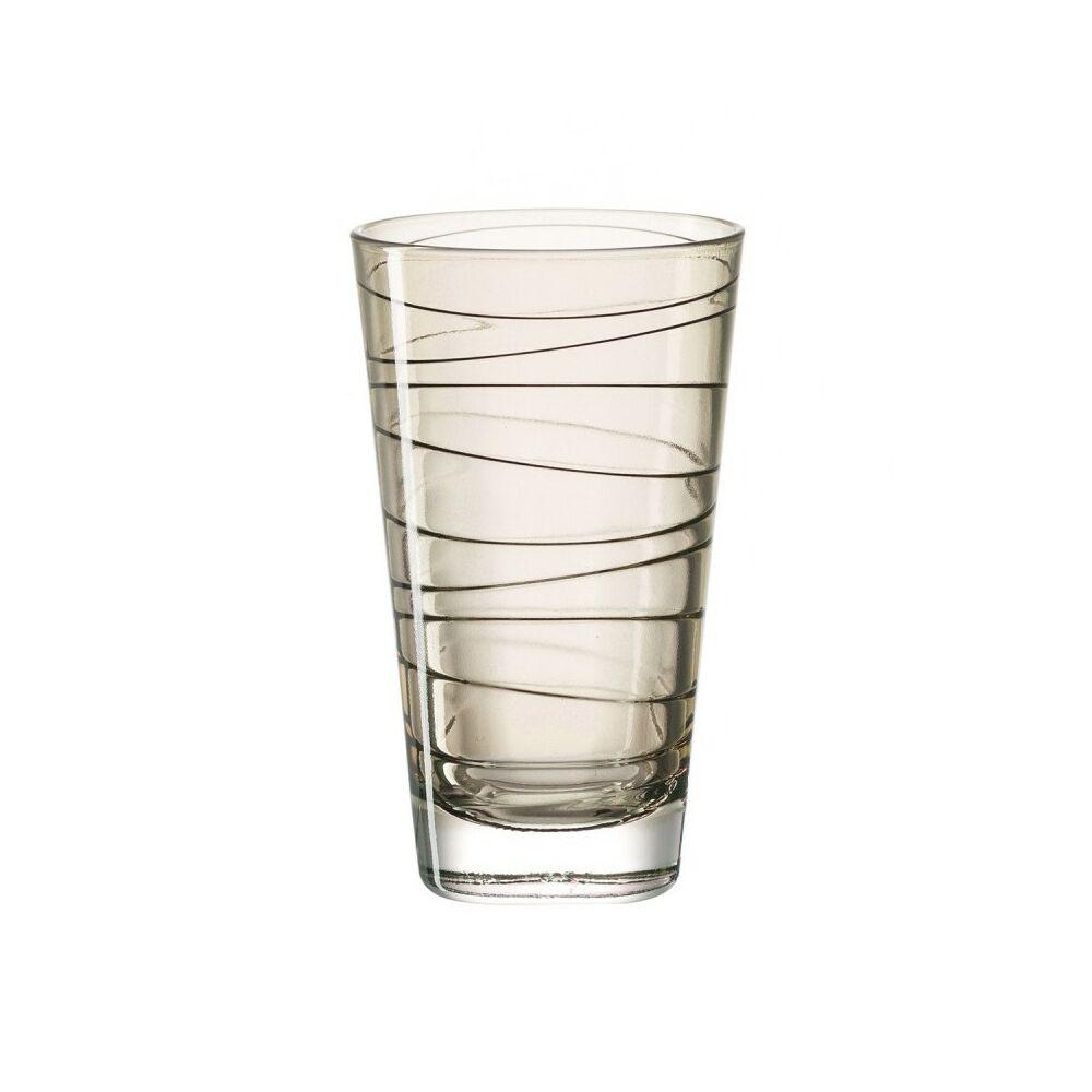 Leonardo Vario pohár üdítős 280ml barna