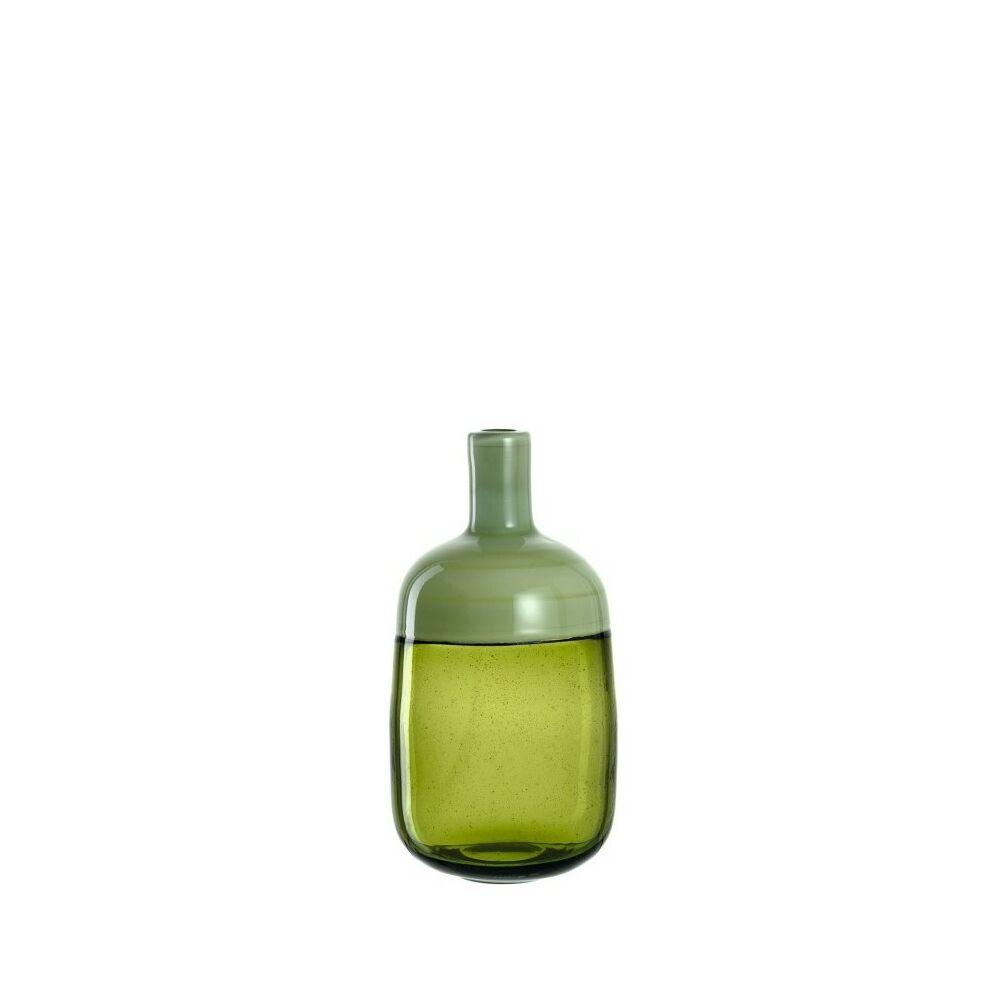 Leonardo Lucente váza 30cm világoszöld-zöld