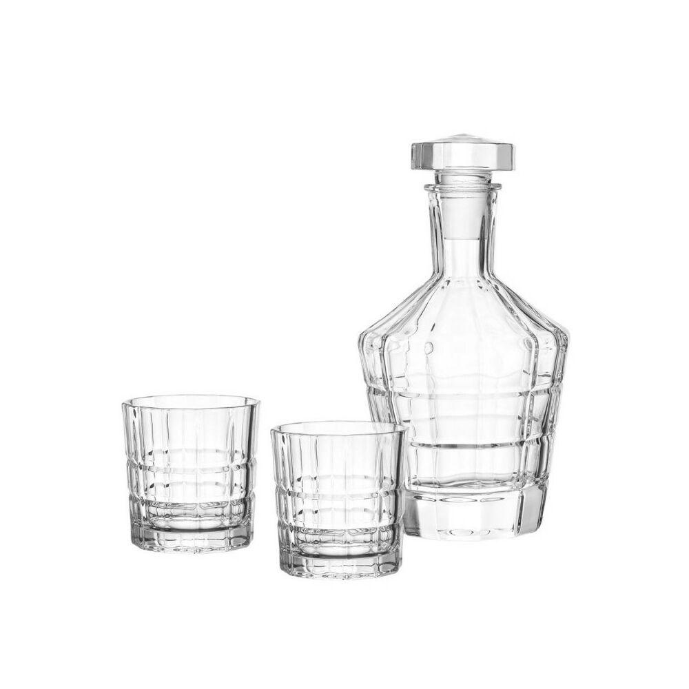 Leonardo Spiritii whisky szett 3részes