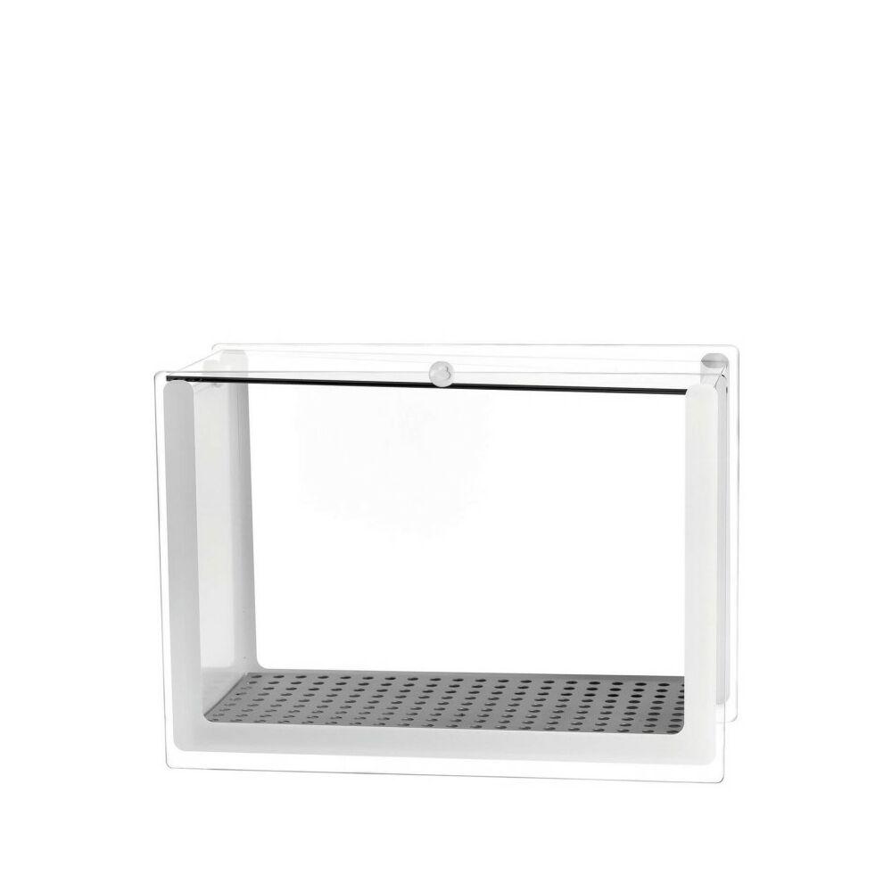 Leonardo Serra mini üvegház 46x33x20cm