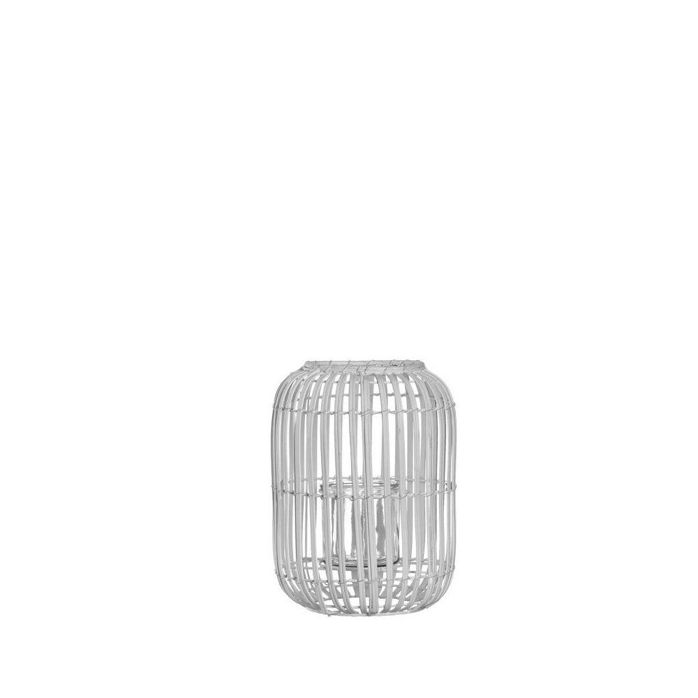 Leonardo Milano lámpás 30cm fehér