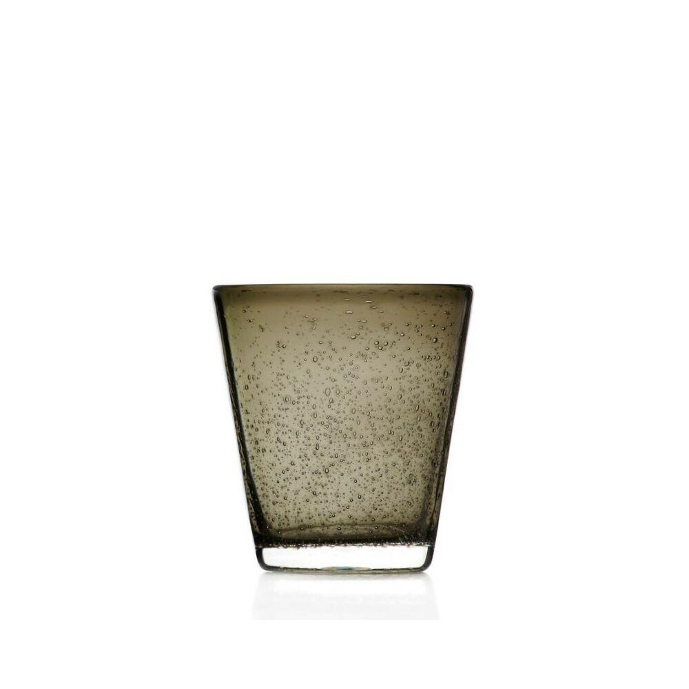 Leonardo Burano pohár üdítős 330ml szürke