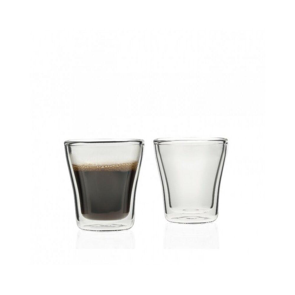 Leonardo DUO dupla falú pohár szett 2részes 85ml