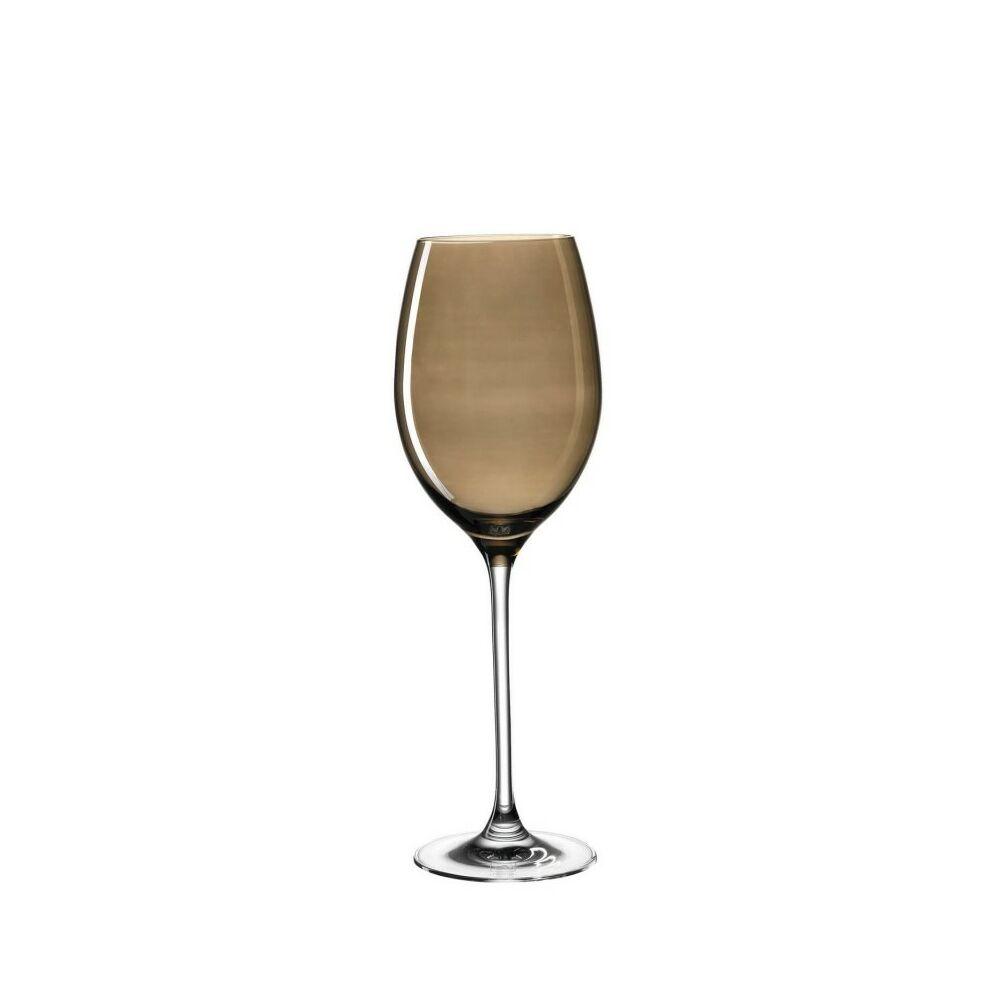 Leonardo Lucente pohár vizes 400ml barna