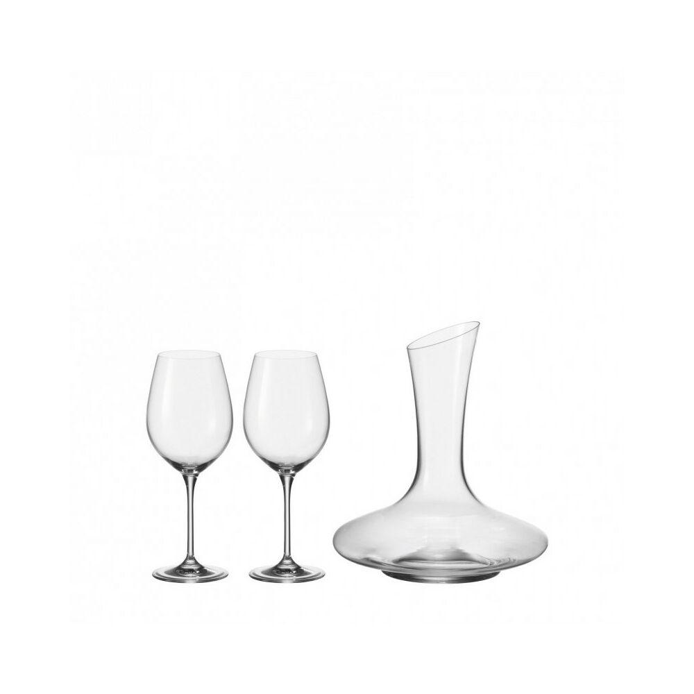 Leonardo Barcelona boros ajándék szett 3részes