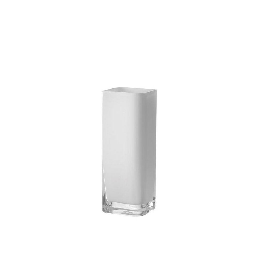 Leonardo Lucca váza 30x11cm fehér