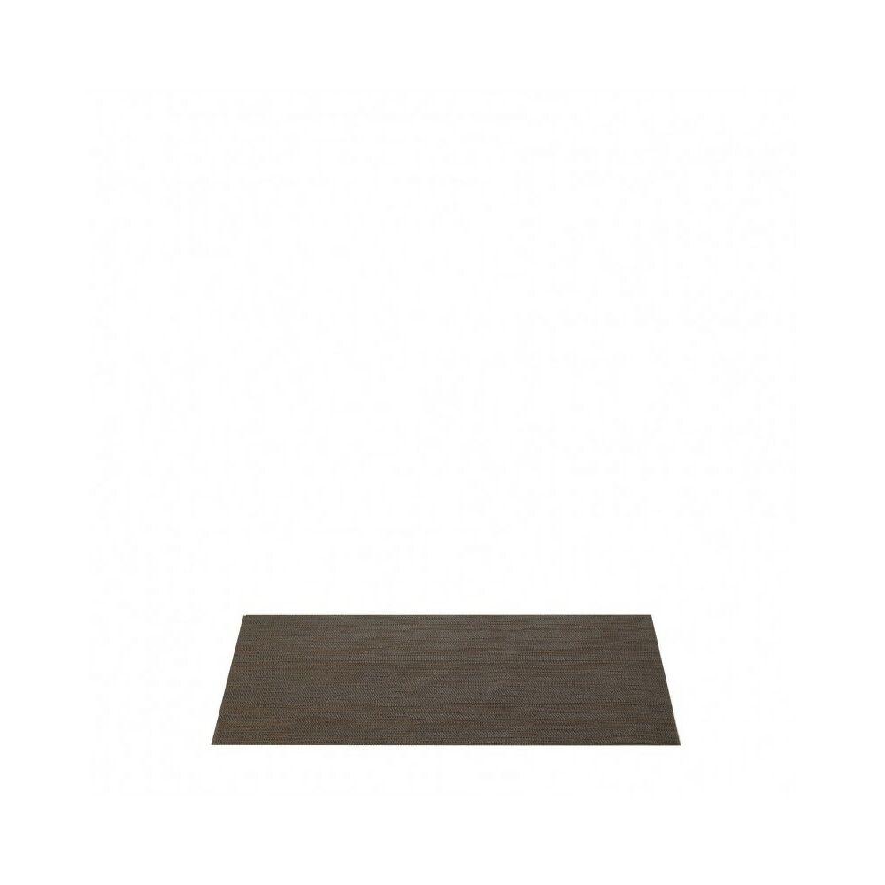 Leonardo Cucina tányéralátét 35x48cm barna szőtt hatású