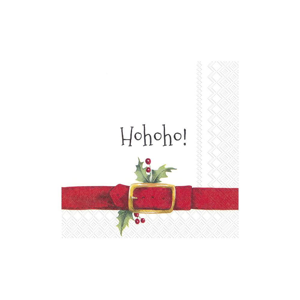 IHR papírszalvéta csomag 33x33cm Hohoho