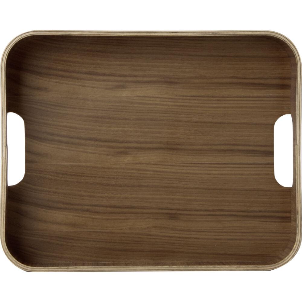 IHR Wooden Tray tálca szögletes 25,5x28cm