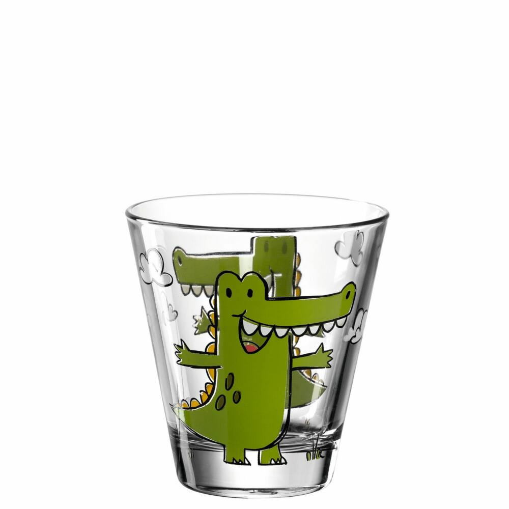 Leonardo Bambini pohár 215ml Krokodil