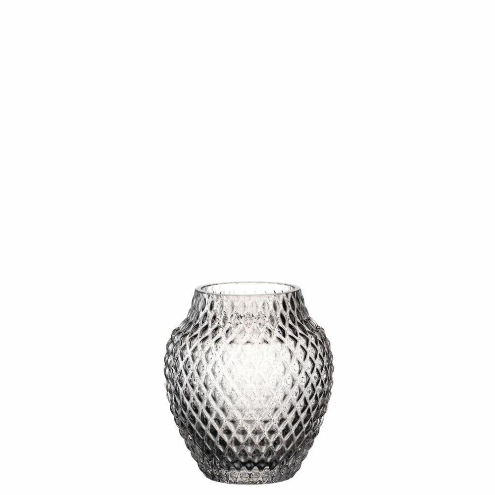 Leonardo Poesia váza 11cm szürke