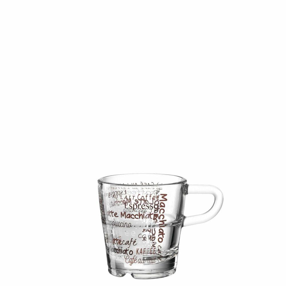 Leonardo Senso Cafe eszpresszós csésze
