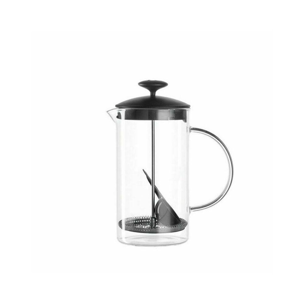 Leonardo Caffe kávé készítő kávé tárolódobozzal