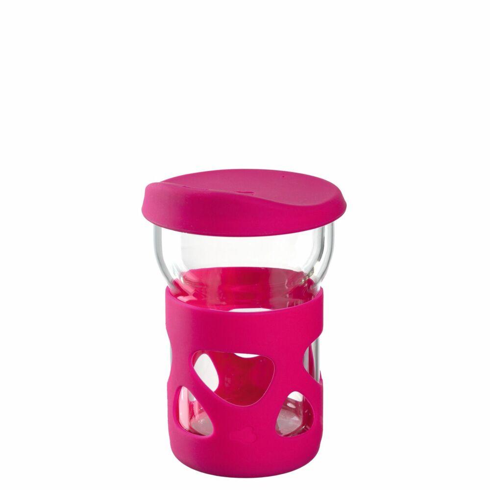 Leonardo To Go II Pink pohár 340ml