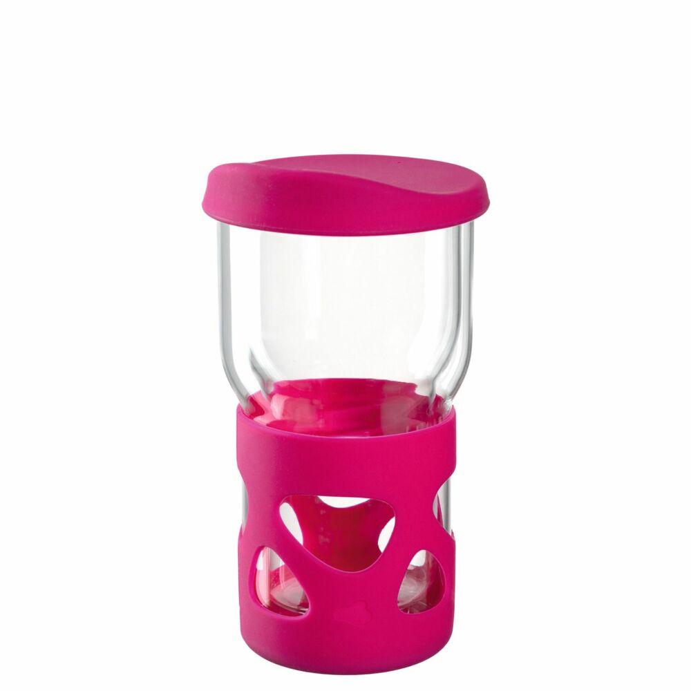 Leonardo To Go II Pink pohár 460ml