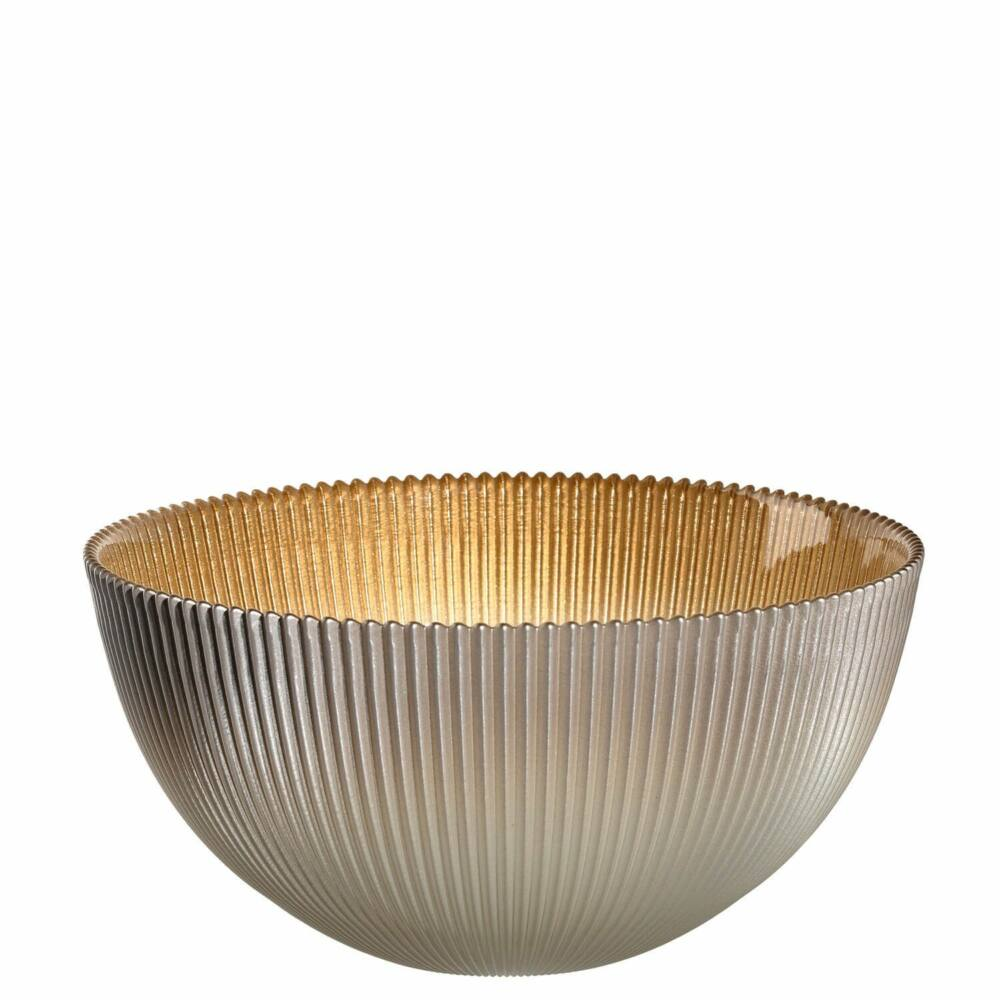 Leonardo Cibo salátás tál 25cm arany