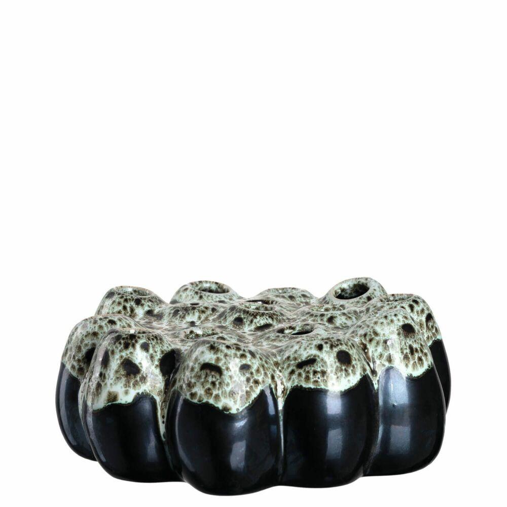 Leonardo Posto multi-váza 8,7cm, barna