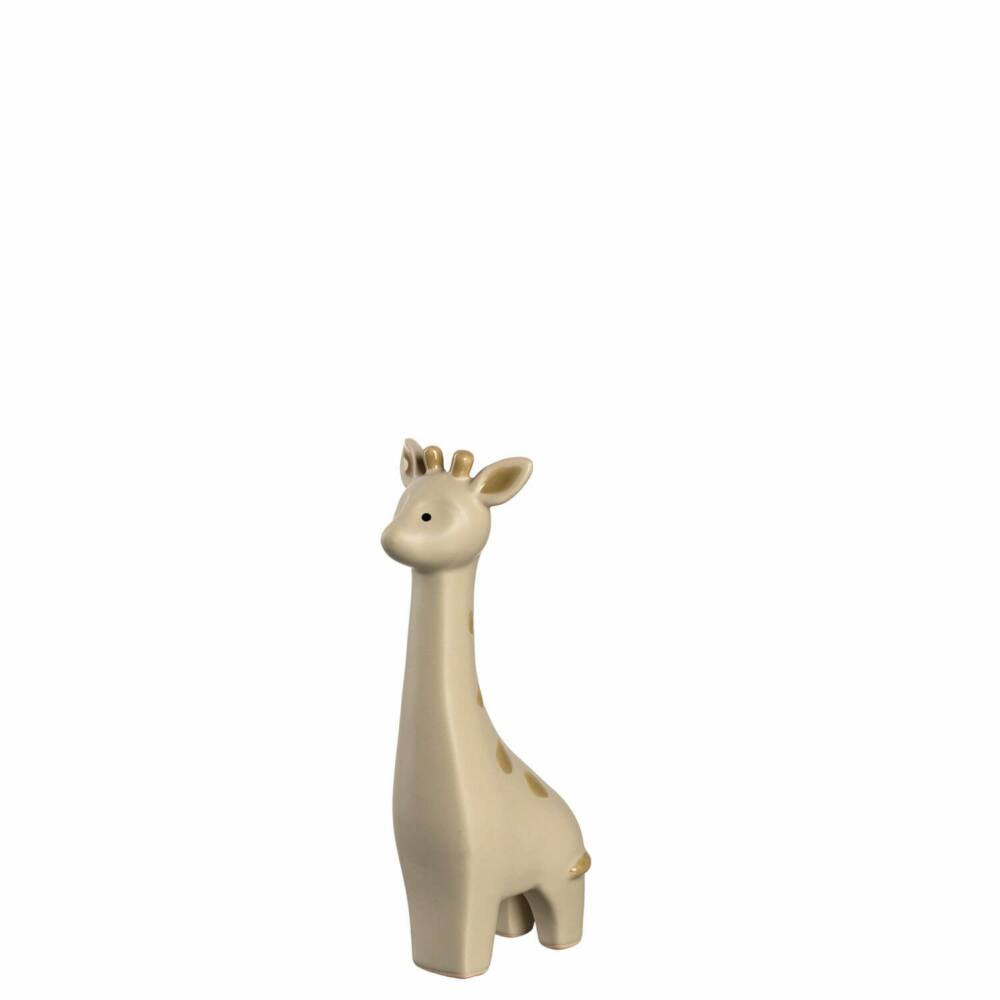 Leonardo Posto zsiráf 16cm, bézs