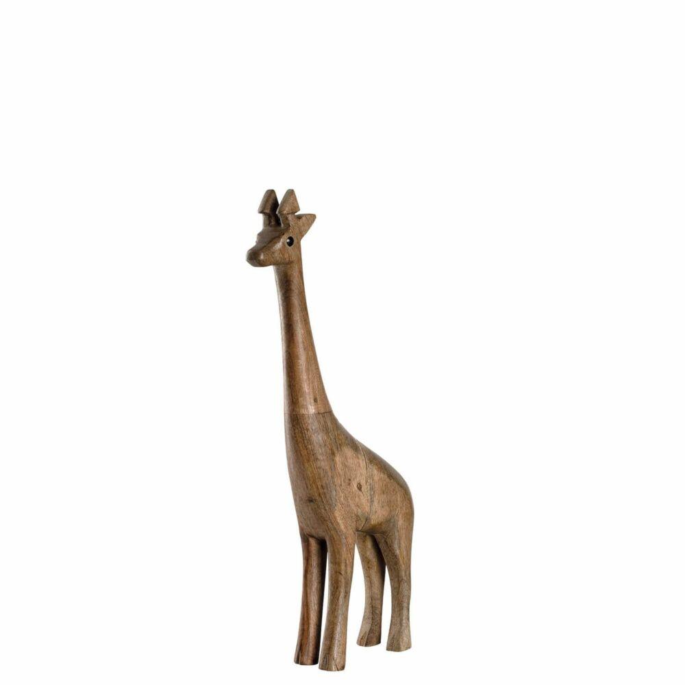 Leonardo Posto mangófa zsiráf 46cm, barna