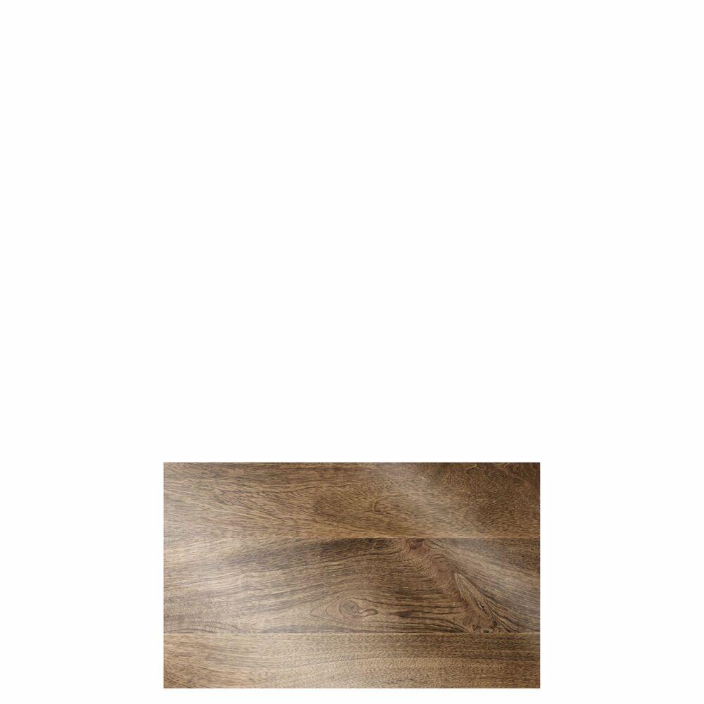 Leonardo Cucina üveg vágódeszka 25x15cm, barna