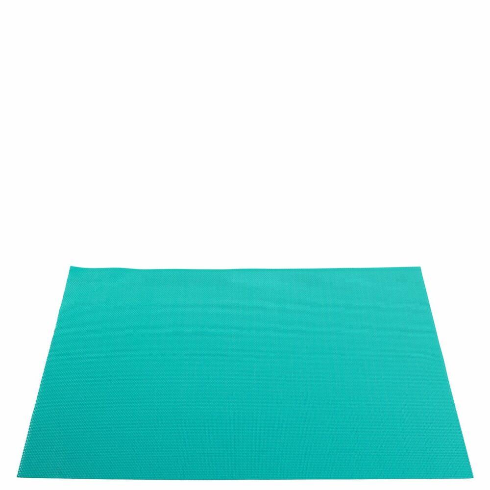 Leonardo Colorata tányéralátét 35x48cm petrol