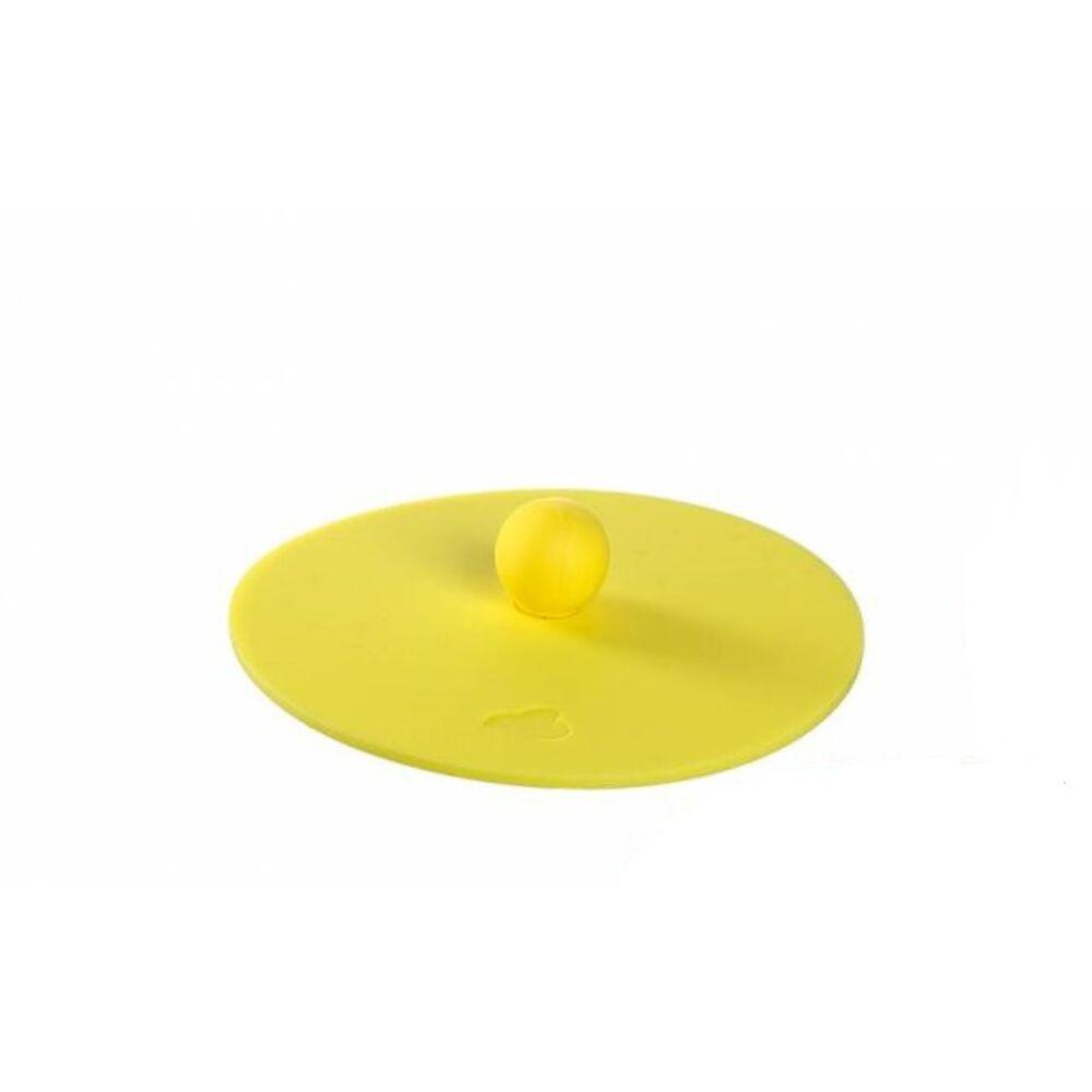 Leonardo Colorata szilikon pohárfedő sárga
