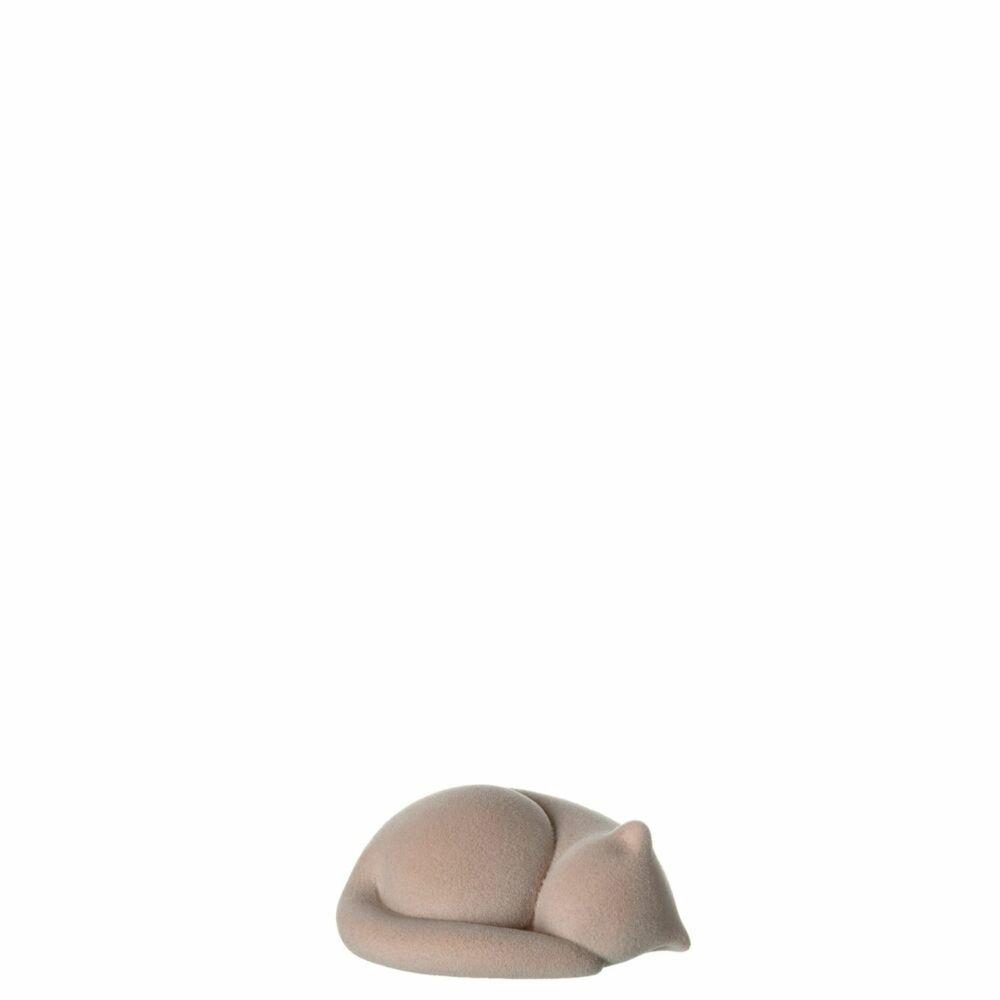 Leonardo Micia cica figura 11cm tópszín