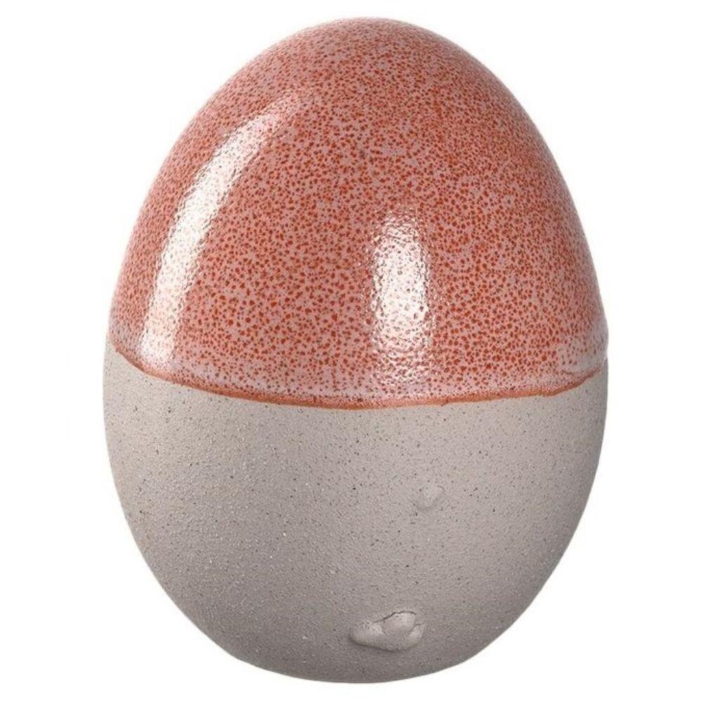 Leonardo Savona kerámia tojás 8cm, piros