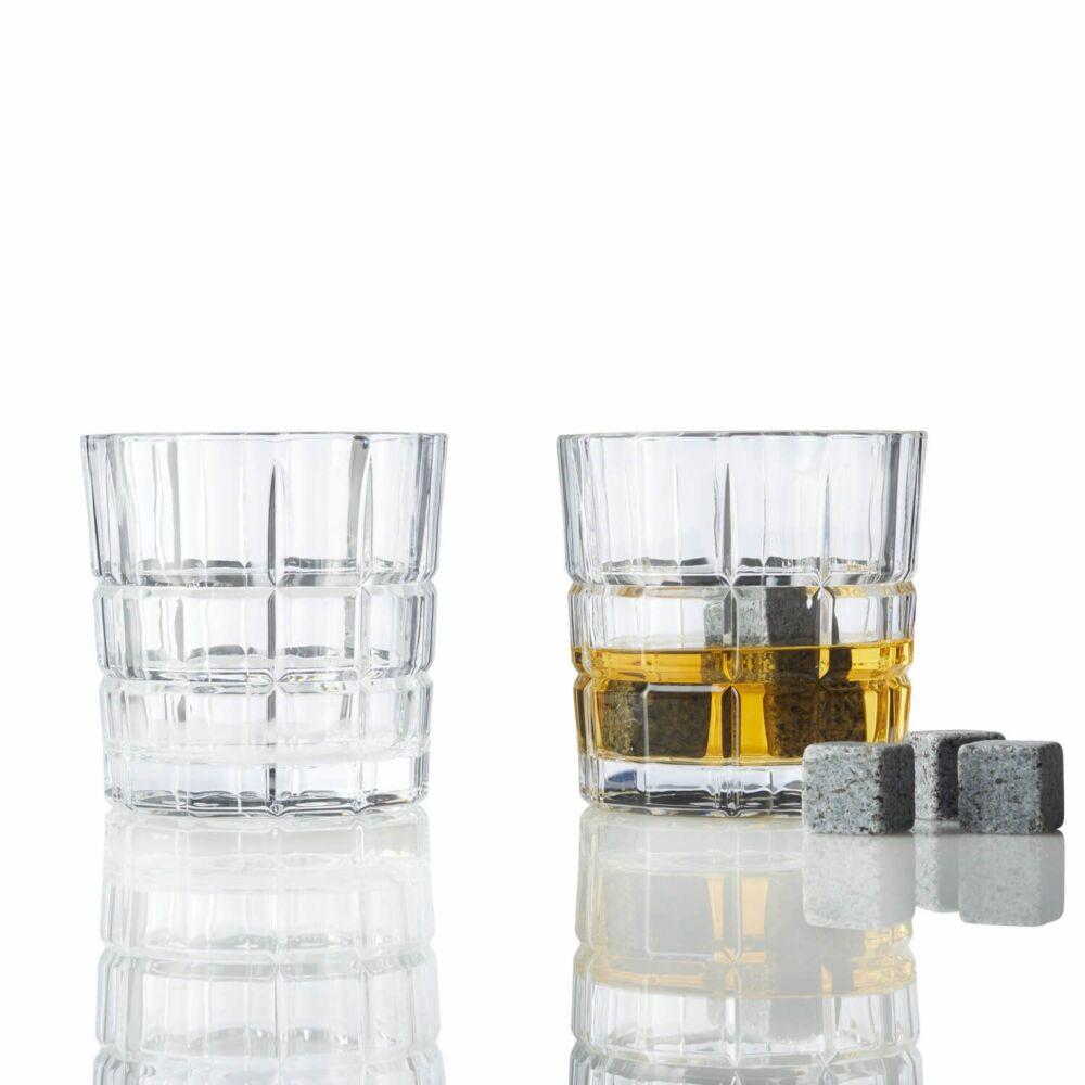Leonardo Spiritii whisky szett 2személyes 10részes