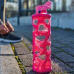 Leonardo To Go vizespalack 700ml rózsaszín