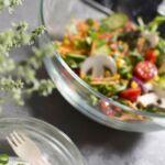 Leonardo Cucina salátás-köretes tál 26cm