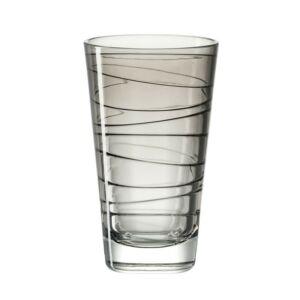 Leonardo Vario pohár üdítős 280ml szürke