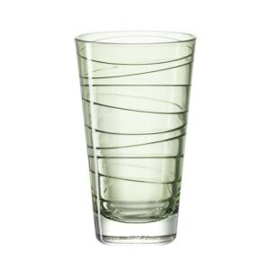 Leonardo Vario pohár üdítős 280ml zöld
