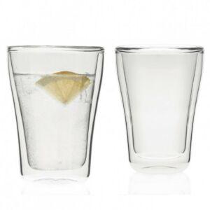 Leonardo DUO dupla falú pohár szett 2részes 345ml