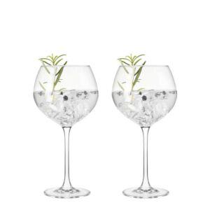 Leonardo GIN pohár szett 2részes gines 630ml