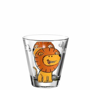 Leonardo Bambini pohár 215ml Oroszlán