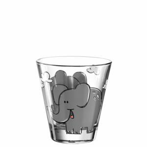 Leonardo Bambini pohár 215ml Elefánt
