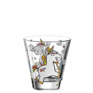 Leonardo Bambini pohár 215ml Unikornis
